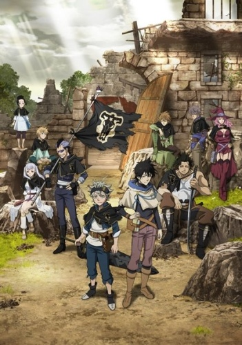 Black Clover Tv Dub