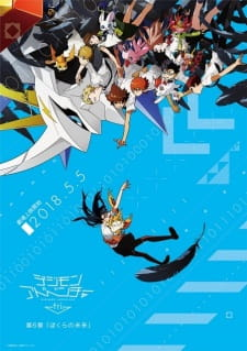 Digimon Adventure Tri 6 Bokura No Mirai Dub
