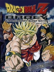 Dragon Ball Z Movie 08: Broly - The Legendary Super Saiyan (Dub)
