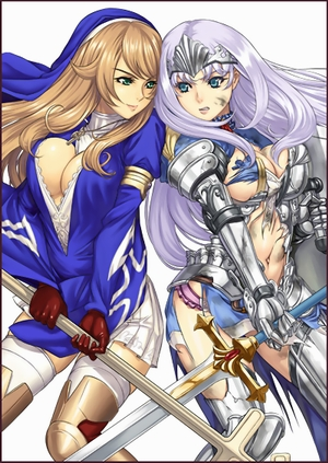 Queen S Blade Rebellion