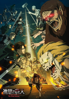 Shingeki No Kyojin The Final Season Dub