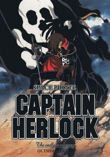 Space Pirate Captain Herlock: Outside Legend - The Endless Odyssey (Dub)
