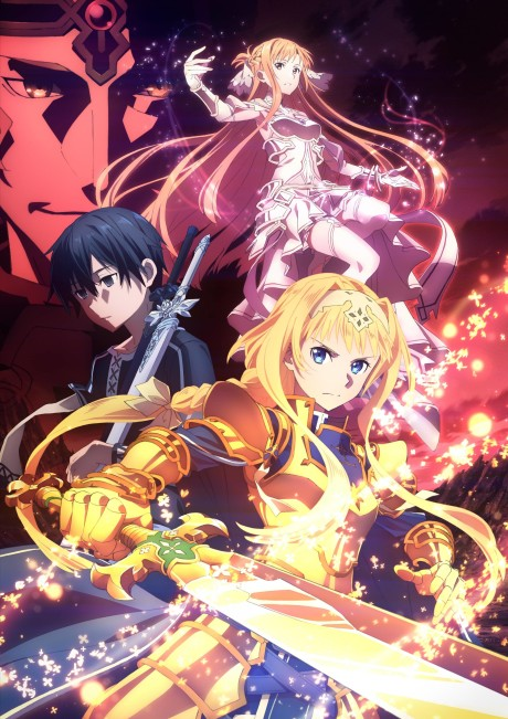 Sword Art Online Alicization War Of Underworld Dub