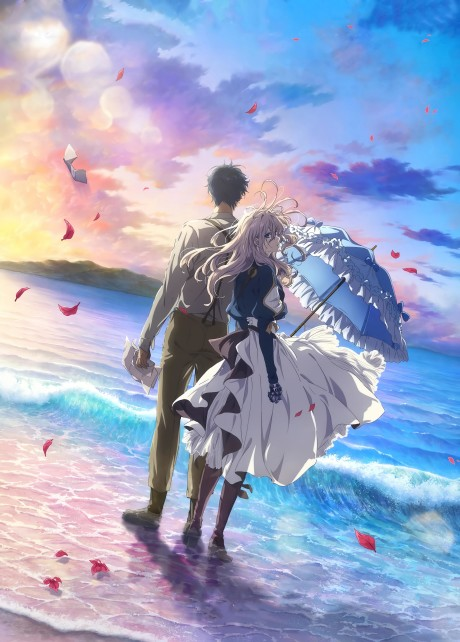 Violet Evergarden Movie Camrip