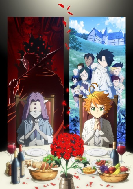 Yakusoku no Neverland 2nd Season